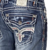 NORTON STRAIGHT CUT JEAN