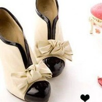 Yellow Boots - 2011 Hot Sale,wholesale,Women's shoes,fashion cuasual | UsTrendy