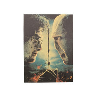 Deathly Hallows Poster (Harry Potter)