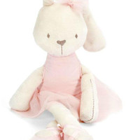Cute 42cm Large Soft Stuffed Animal Bunny Rabbit Toy Baby Kids Girl gifts