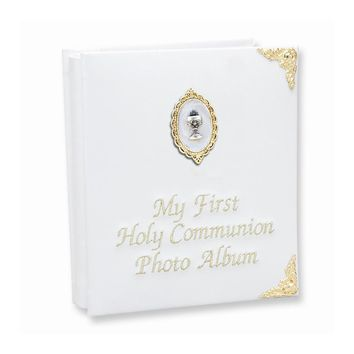 Girls First Communion Photo Album - Perfect First Communion Gift