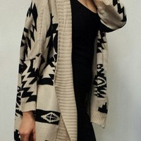 Aztec Cardigan from Strut Boutique