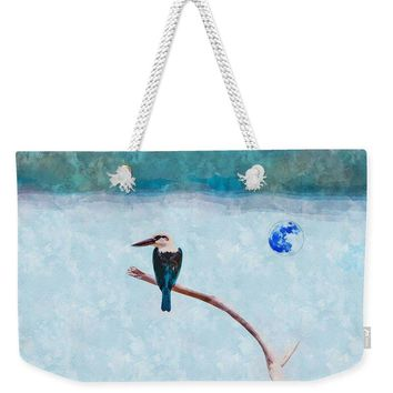 Widi Islands Excotic Bird - Weekender Tote Bag