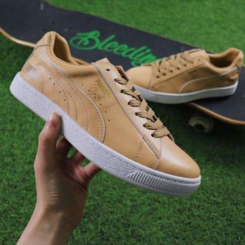 CREYNW6 Sale Sneaker Politics x PUMA Releasing Jay Z Inspired Trainer Shoes 4:44 Apricot Casual Shoes Low-Top Sneakers