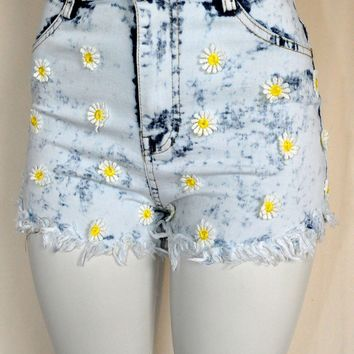 SALE Daisy Jean Cut-Off Shorts