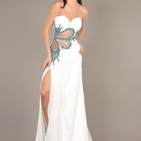 Jovani 1927 Dress at Peaches Boutique