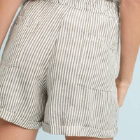 Beachy Linen Shorts