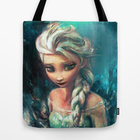 The Storm Inside Tote Bag by Alice X. Zhang