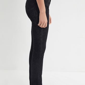 BDG High-Rise Stairway Jean – Black | Urban Outfitters