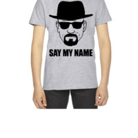 Breaking Bad: Say My Name T-shirt, - Youth T-shirt