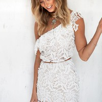 Buy Lace Lily Dress Online by SABO SKIRT