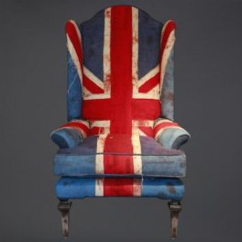 """Union Jack"" - Furniture"