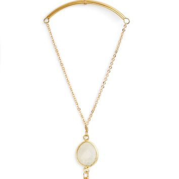 Vanessa Mooney Gianna Pendant Necklace | Nordstrom