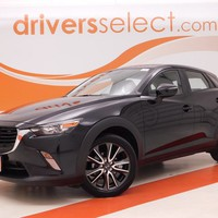 Dallas, TX 2017 Mazda CX-3 Touring w/Navigation Used SUV Fort Worth, TX Plano, TX Driversselect | PH0175427 | JM1DKDC7XH0175427