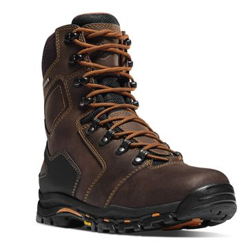 """Danner VICIOUS 8"""" BROWN Non Insulated Boots EH protection"""