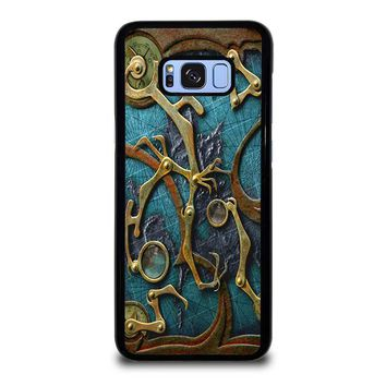 STEAMPUNK BOOK Samsung Galaxy S8 Plus Case Cover
