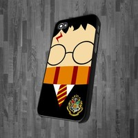 CA 0679 Funny Kawaii Uniform Harry Potter design for iPhone 4 or 4s