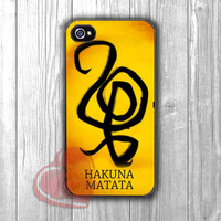 Hakuna Matata Lion King - ddzz for iPhone 4/4S/5/5S/5C/6/ 6+,samsung S3/S4/S5,samsung note 3/4