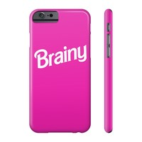 Brainy Phone Case