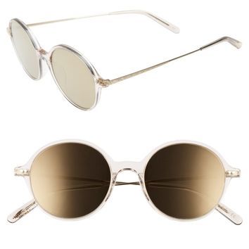 Oliver Peoples Corby 51mm Round Sunglasses | Nordstrom