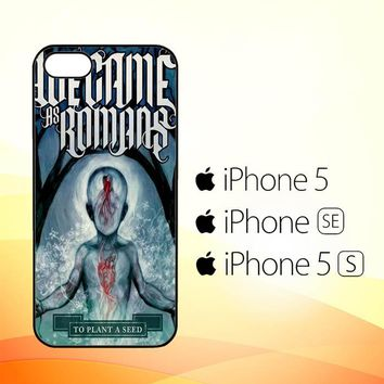 We Came As Romans cover Z1387  iPhone 5|5S|SE Case