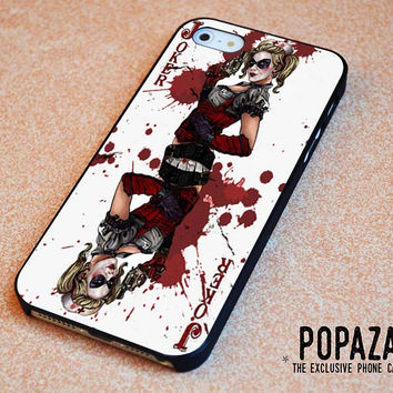 Harley Quinn Joker iPhone 5 | 5S Case Cover