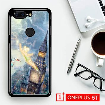 Peter Pan Tinker Bell X0311  OnePLus 5T / One Plus 5T Case