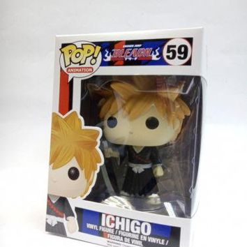 Funko POP Animation Bleach Ichigo Vinyl Figure #59