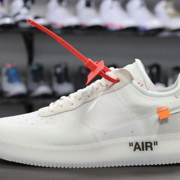 auguau Nike x Off-White Air Force 1 Low