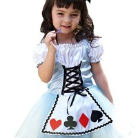 EBEN BRAND Girl's Princess Halloween Christmas Costume Cosplay Outfit