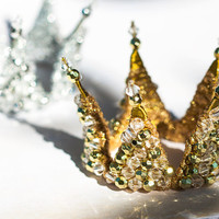 Gold princess crown, Halloween party crown, baby photo prop accessories, kids photo prop, birthday children crown, gold crown prince