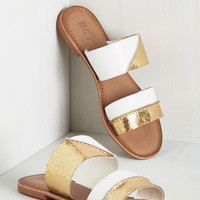 BC Footwear So Fresh and So Sheen Sandal | Mod Retro Vintage Sandals | ModCloth.com