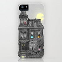 Haunted by the 80's iPhone & iPod Case by Terry Fan