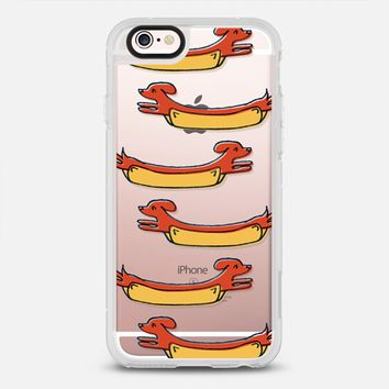 Hot Dogs iPhone 6s case by Lucy Jane Weigard | Casetify