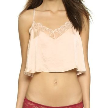 Eclipse Cropped Camisole