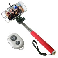 Selfie Bundle: Monopod With Bluetooth Remote