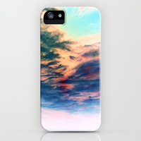 Heaven iPhone & iPod Case by Amy Sia