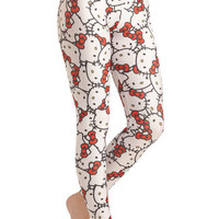 Kitten the Dance Floor Leggings | Mod Retro Vintage Pants | ModCloth.com