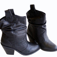 Whoa! Black Betty Boots