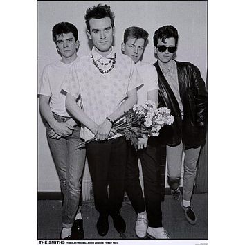 The Smiths Electric Ballroom 1983 Poster 24x33