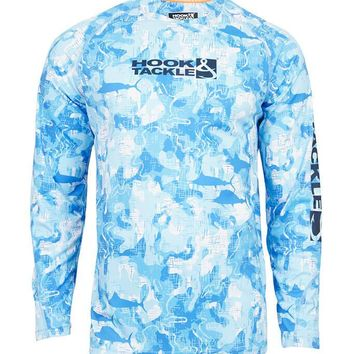 Men's Striker L/S UV Fishing Shirt
