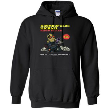 Rick & Morty Krombopulos Michael t-shirt