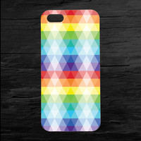 Diamond Rainbows Phone 4 and 5 Case