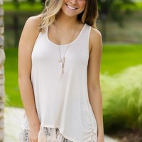 Bare Natural Top | Tops | Kiki LaRue Boutique