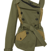 Kendrick Cotton Canvas Jacket | Moda Operandi