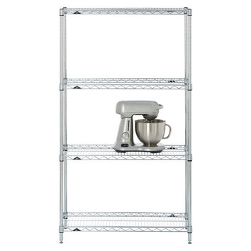 "Metro Commercial Industrial 36"" Shelving Solution"