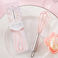 Mini Pink Kitchen Whisk