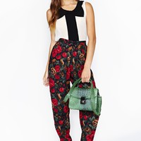 Flower Hunter Pants