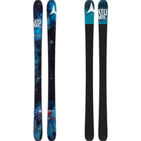 Atomic Theory Ski Black/White,