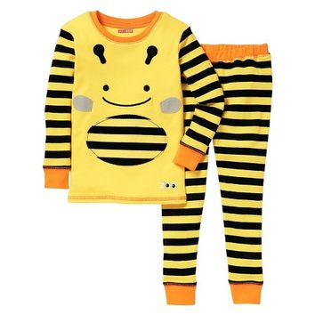 Skip Hop Little Kids & Toddler Zoo Pajamas - Pon... : Target